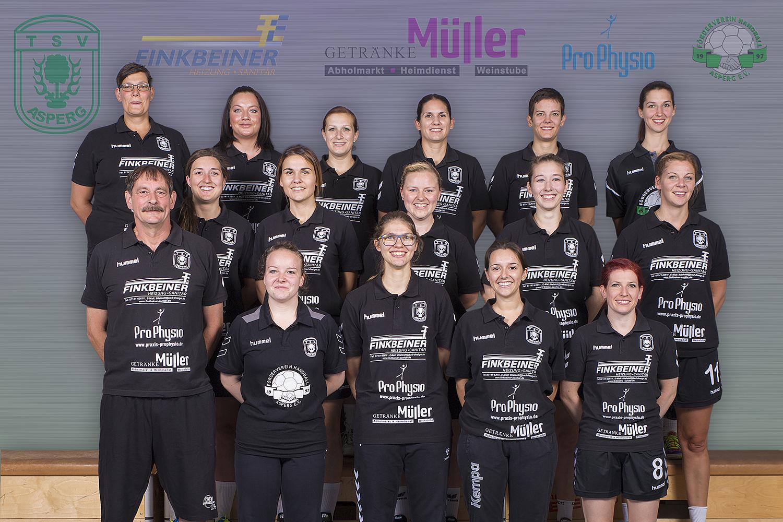 TSV Asperg Handball - Frauen I - Landesliga - 2017/2018 - TSV ASPERG