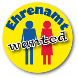 Ehrenamt wanted
